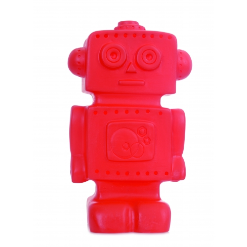 Lamp Robot Red Products Egmont Toys